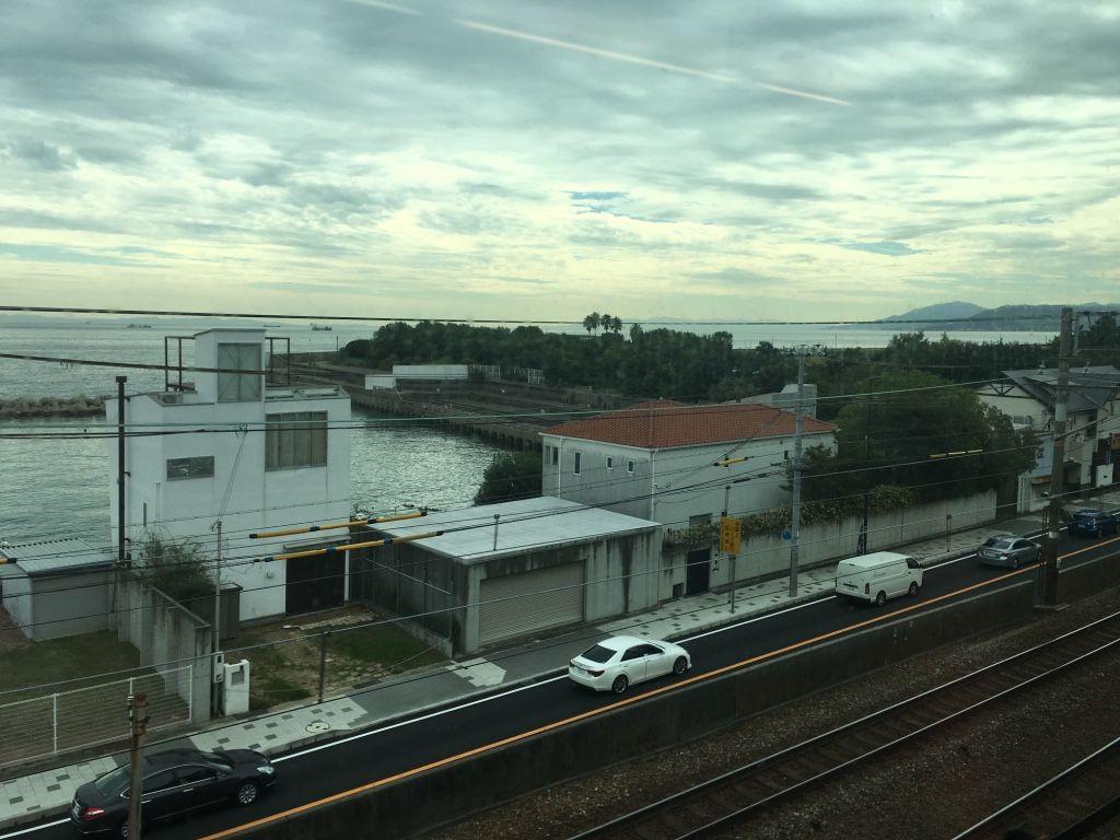 JR沿途风景
