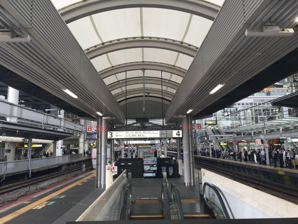 Osaka JR站