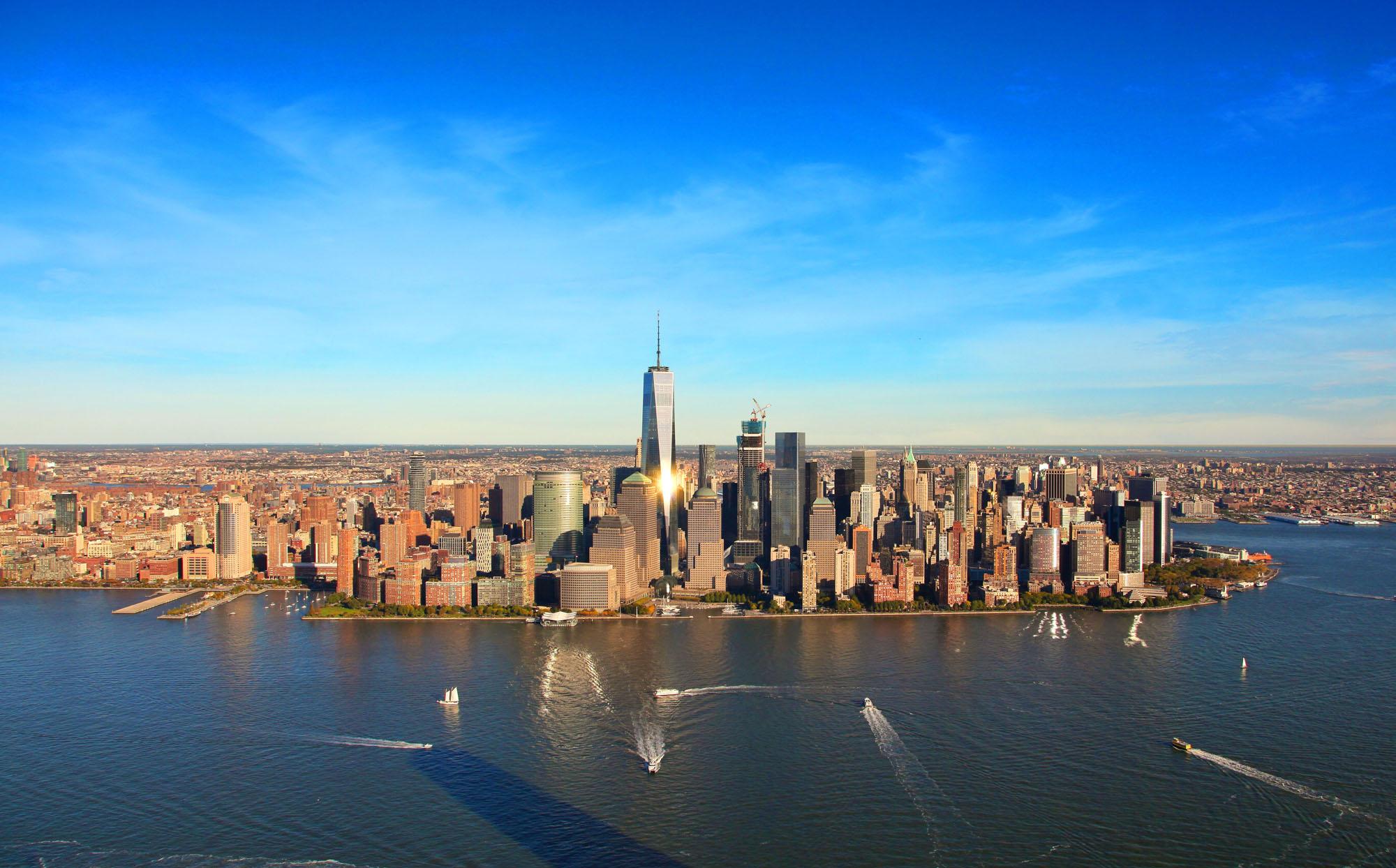东边,曼哈顿